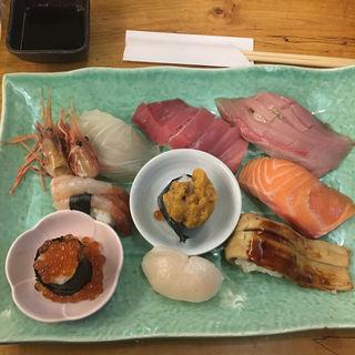 極上盛り合わせ(魚心 三宮店 (うおしん))