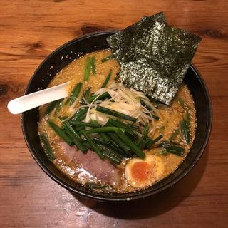 美美麺(麺 大盛り)(横濱家 小平店 (よこはまや))