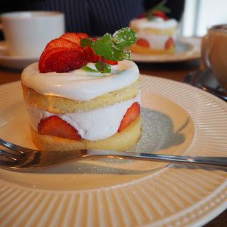 季節のケーキ(本町一丁目カフェ )
