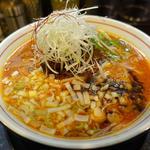 白胡麻担担麺(新味)