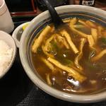 カレーうどん(辨慶  東山店 (べんけい))