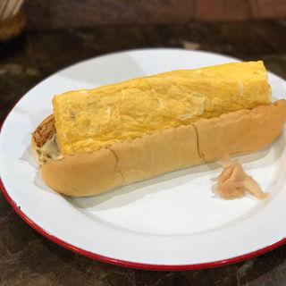 出汁巻き玉子ドッグ(deli fu cious)