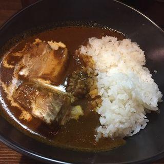 豚カレー(2辛)(祭 (sai))