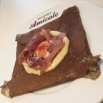 ガレット・コンプレット(ブラッスリー アミカル (Brasserie Amicale))