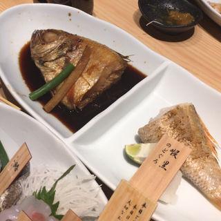 本日のお魚(焼魚煮魚唐揚げ天麩羅)(八吉 田町店 (やきち))