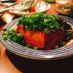 牛すじと豆腐の煮込み(おじんじょ)