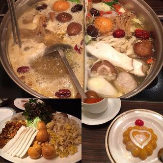 薬膳鍋(天香回味 銀座店 (テンシャンフェイウェイ))