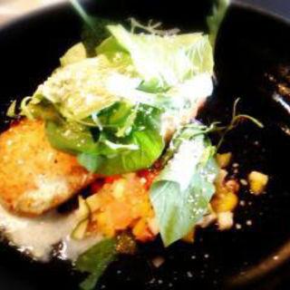 ココットランチ 肉料理(brasserie coron with LE CREUSET〈丸井今井札幌本店〉)