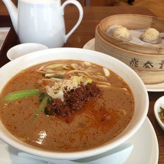 タンタン麺セット(鼎泰豊 銀座店)