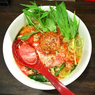 魚介鶏だし坦々麺(麺屋 導楽 )