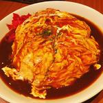 稲沢エリアで人気のオムライスを食べよう!