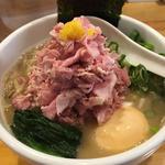 ガッツリでも食べ歩きでも!東京、菊川で堪能できるラーメンをご紹介。