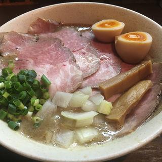 味玉チャーシューポタチキそば(縁乃助商店 )