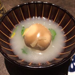 名古屋コーチンの半熟玉子(鶏だしおでん さもん )
