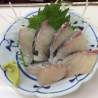 シマアジ(酒房 半田屋 新世界店 )