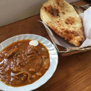 デリーセット(カレー専門店cafe New Delhi (ニューデリー ))
