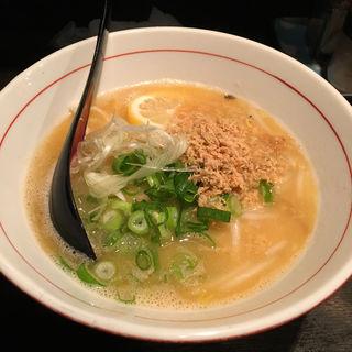 鮭塩ラーメン(麺屋じぇにー )