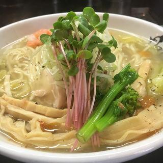 春野菜のあんかけラーメン(麺のようじ (【旧店名】大阪拳))