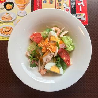 11品目の彩りサラダ(今だけ限定サラダ) (デニーズ 立川店 (Denny's))