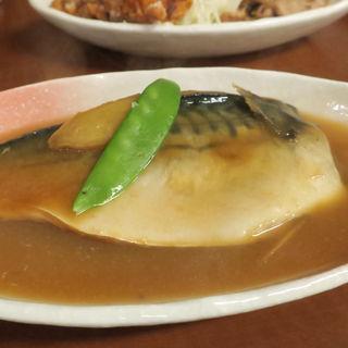 サバの味噌煮(野方食堂 (のがたしょくどう))