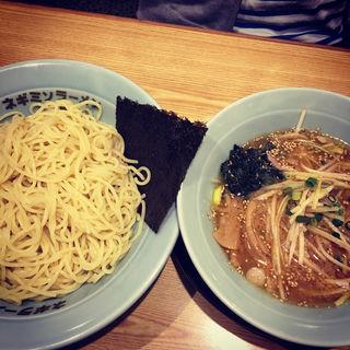 ネギつけ麺(ラーメンショップ 椿)
