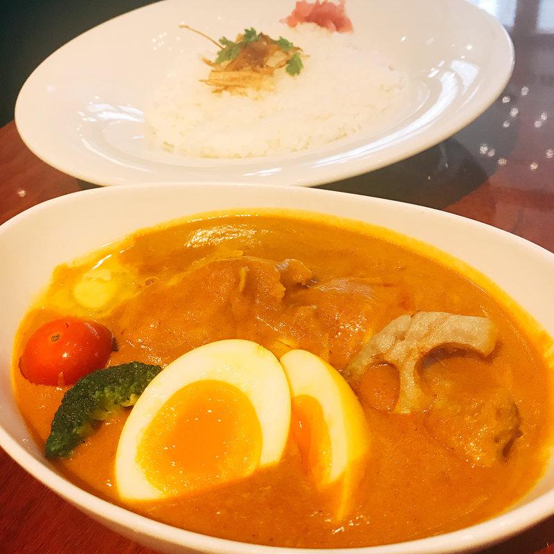 バターチキンカレー(辛口)