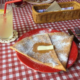 バターとお砂糖のクレープ(アメリ (Amelie))