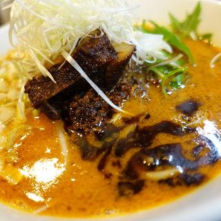 白胡麻担担麺(元味)(麺厨房103)