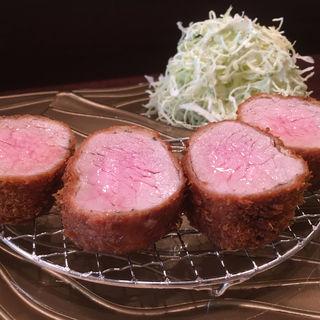 本日の特選ヘレカツ定食(epais (エペ))