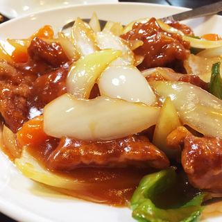 酢豚(中華成喜 (ナルキ))