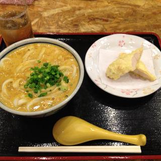 豚カレーうどん(四方吉 )