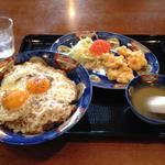 元祖焼豚玉子飯