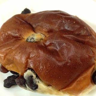 黒豆パン(3個)(小西のパン)