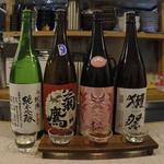 日本酒利き酒お試しセット