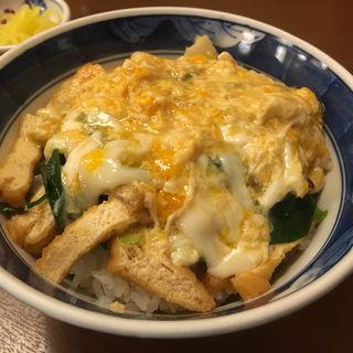 衣笠丼(ひさご )