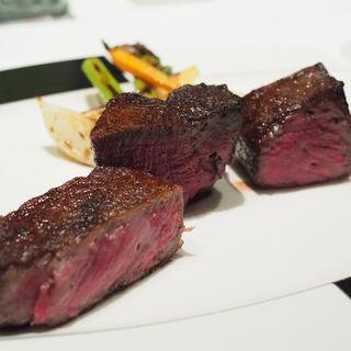 本日の特選サーロインステーキ(Steak Dining Vitis (ステーキダイニングヴィティス))