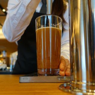 ナイトロ コールド ブリュー コーヒー(スターバックス コーヒー リザーブ バー)