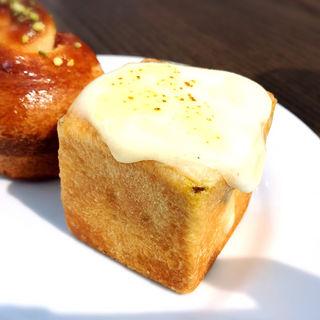 CUBEカレー(ブレッド&バター)