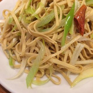 干し豆腐サラダ(福苑 )