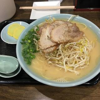 ラーメン並(宮崎市 あかえラーメン)