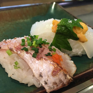 寿司盛り合わせ(たく海 )