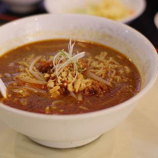 黒タンタン麺(四川菜館 )