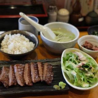 牛タン定食 (牛たん炭火焼 仁 盛岡分店 (ギュウタンスミヤキ ジン))