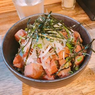 チャーシュー丼(麺屋 一慶 )