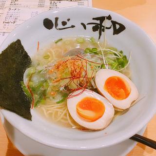 あさり塩らーめん(心ゝ和 (cocowa))