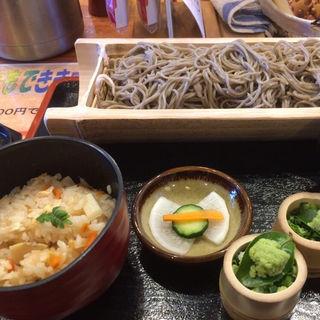 十割蕎麦(ぷらっと きすみの )