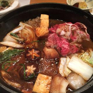 すき焼き(木曽路  茨木店 )