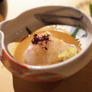 鯛茶漬け(銀座 うち山)