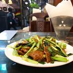 牛肉炒麺(慶楽)