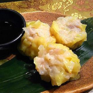 海老とお肉の名物しゅうまい(轍 (ワダチ))